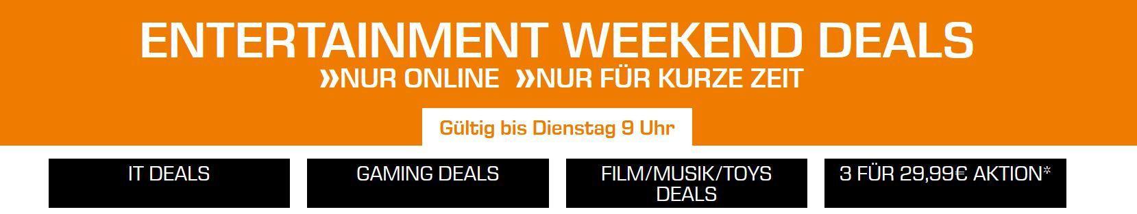 TOP! Saturn Entertainment Weekend Deals   z.B.  Royole   Moon black Video Brille ab 515€ (statt 645€)