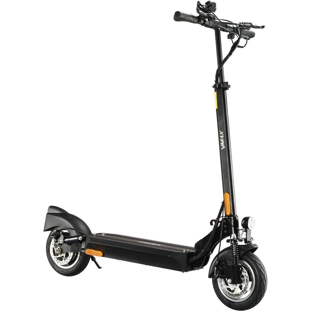 Vmax R25 Pro S E Scooter mit Straßenzulassung bis 120kg für 549€(statt 724€)