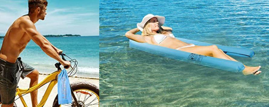 CHEEFY Wasserhängematte  für Teich & Pool nur 9,99€ (statt 20€) Prime