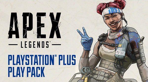 Kostenlos: Apex Legends: PlayStation Plus Play Pack (IMDb 7,3/10)