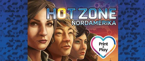 Asmodee: Pandemic: Hot Zone   Nordamerika als Download gratis abholen