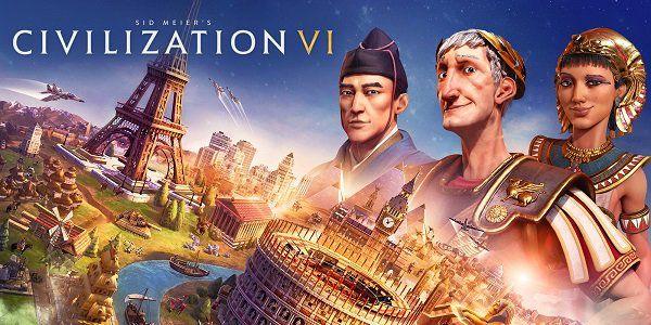 Epic Games: Civilization 6 (IMDb 8,1/10) bis 28. Mai gratis verfügbar
