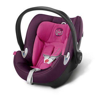 cybex PLATINUM Babyschale Aton Q Mystic Pink purple ab 79,99€ (statt 170€)