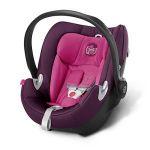 cybex PLATINUM Babyschale Aton Q Mystic Pink-purple ab 75,99€ (statt 169€)