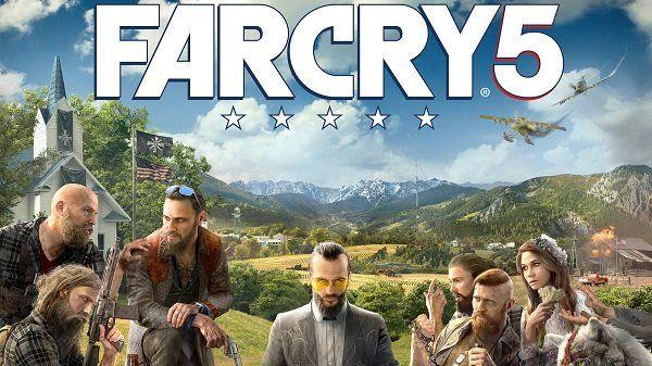 Ubisoft: Far Cry 5 gratis (IMDb 8,1/10) bis 31.05. kostenlos spielen