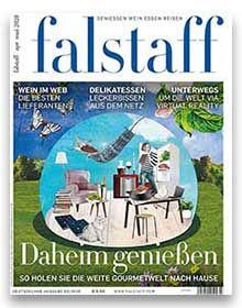 9 Ausgaben Falstaff Lifestyle Magazin einmalig 9€ (statt 66€)   keine Kündigung, keine Versandkosten!