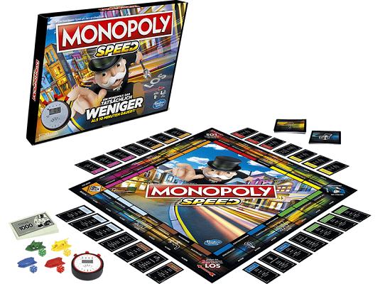 Monopoly Speed ab 19,99€ (statt 30€)