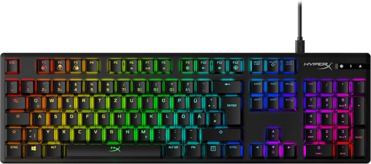 HYPERX Alloy Origins Gaming Tastatur für 88€ (statt 120)