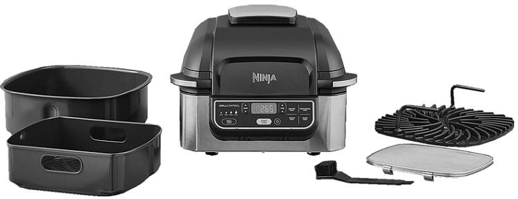 NINJA AG301EU Elektrogrill für 139,99€ (statt 200€)   Prime