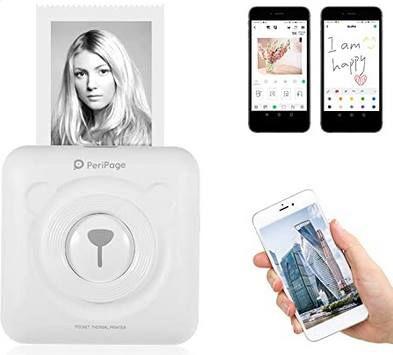 Mini Thermodrucker mit Bluetooth für 40,49€ (statt 45€)