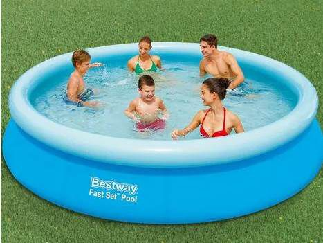 Bestway Fast Set Pool 366 x 76 cm für 40,95€(statt 64€)