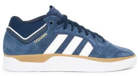 adidas Tyshawn Herren Sneaker für 50,37€ (statt 90€)
