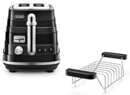 Hammer: DeLonghi Toaster Avvolta CTA 2103 für 35,99€ (statt 87€)
