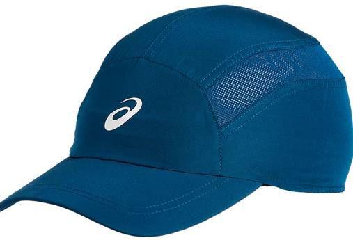 Ausverkauft! Asics Running Cap in Blau für 4€ (statt 16€)