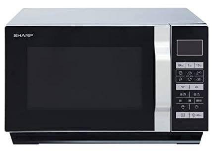 Sharp R760S Mikrowelle (23L) mit Grill für 89,90€ (statt 111€)