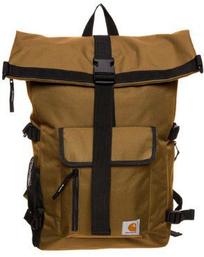 Carhartt Philis Backpack (21,5l) mit Roll Top Konstruktion für 65,90€ (statt 89€)