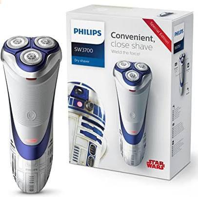 Philips SW3700/07 elektr. Trockenrasierer Star Wars Edition für 31,49€ (statt 44€)