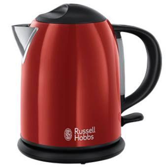 Russell Hobbs 20191 70 Colours Wasserkocher in Rot für 19€ (statt 24€)