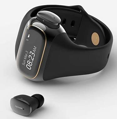 2in1 Aipower Wearbuds Fitnesstracker & TWS InEar Kopfhörer für 84,99€ (statt 170€)