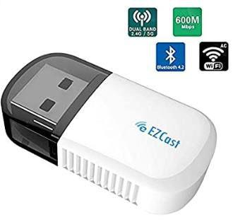 USB Dualband WLAN Adapter mit Bluetooth für 9,59€   Prime