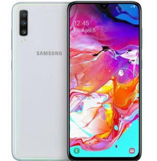 Samsung Galaxy A70 Dual SIM Smartphone mit 128GB für 249€ (statt 347€)