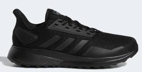 adidas Duramo 9 Wide Sneaker in Schwarz für 33,57€ (statt 48€)