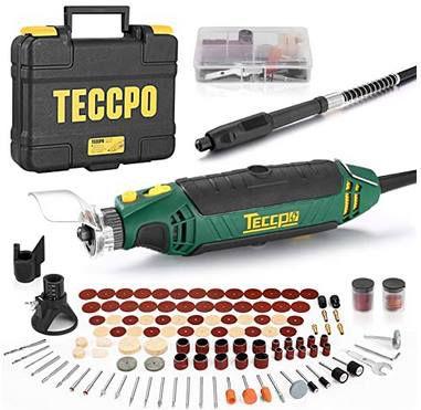 TECCPO TART11P Multifunktionswerkzeug im Set mit 114 Teilen für 25,84€ (statt 43€)