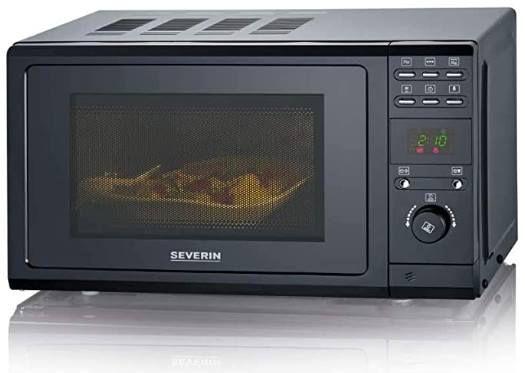 Severin MW 7861 Mikrowelle mit Grillfunktion für 54,99€ (statt 77€)