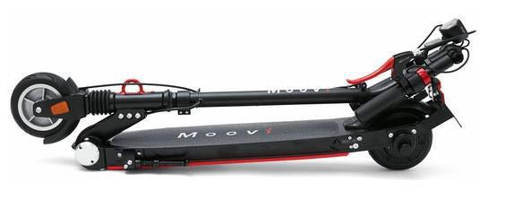 2x Moovi E0204 Elektroroller mit Straßenzulassung für 489€ (statt 798€)