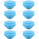 50er Pack: Dreilagige Schutzmasken mit Versand aus Deutschland für 9,99€ (0,20€/Stück)