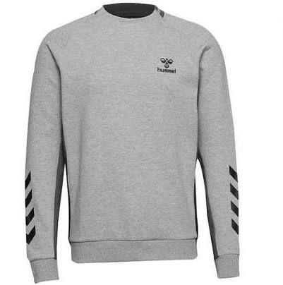 Hummel Maestro Sweatshirt in Grau für 13,48€ (statt 29€)