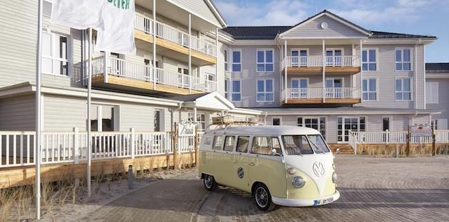 Ostsee: 2 ÜN im Beach Motel Heiligenhafen inkl. Frühstück + Eisbecher + Wellness ab 139€ p.P.