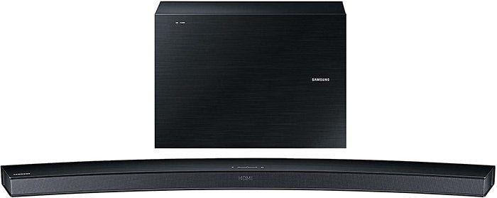 Samsung HW J6000R Curved 2.1 Bluetooth 300W Soundbar für 149,99€ (statt 200€)