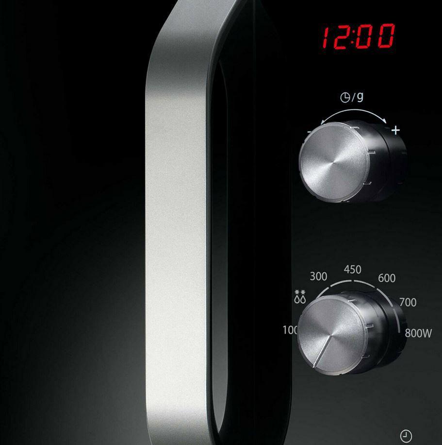 Samsung MS23F300EEW Mikrowelle mit 23 Litern und Digital Display für 79,99€ (statt 88€)