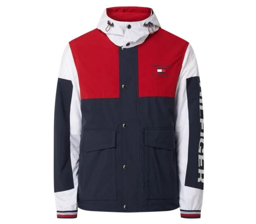 Tommy Hilfiger Jacke mit abnehmbarer Kapuze für 169,99€ (statt 249€)
