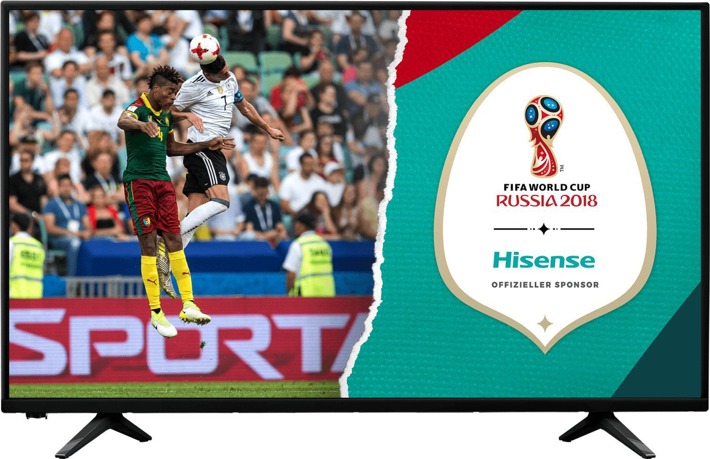 Hisense H32AE5000   32 Zoll HD ready Fernseher für 106,89€ (statt 160€)