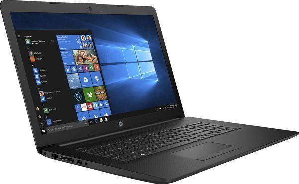 HP 17 by0344ng Notebook mit 17,3, i3, 8GB RAM und 256GB SSD für 393,92€ (statt 487€)