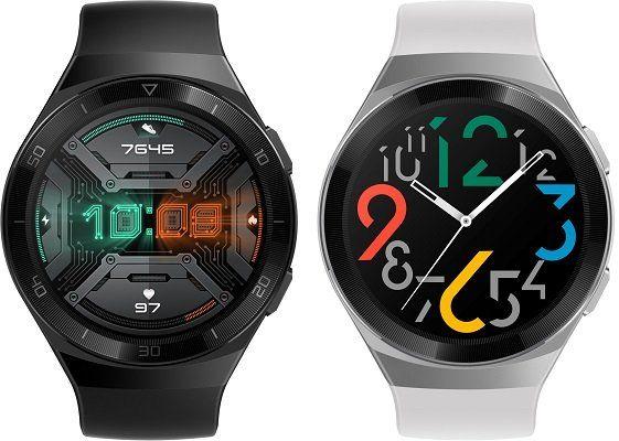 HUAWEI Watch GT 2e mit Mini Speaker Doppelpack für 149,99€ (statt 181€)
