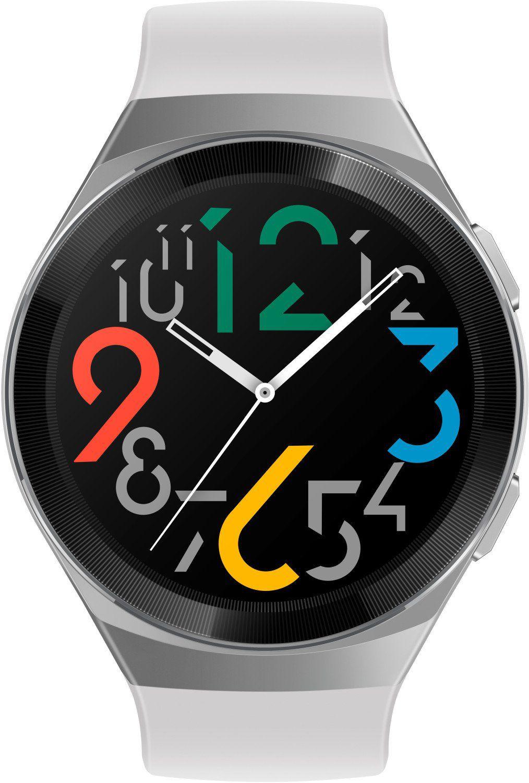 HUAWEI Watch GT 2e Smartwatch in Icy White für 89€ (statt 102€)