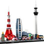 Ausverkauft! Lego Architecture – Tokyo (21051) für 38€ (statt 45€)