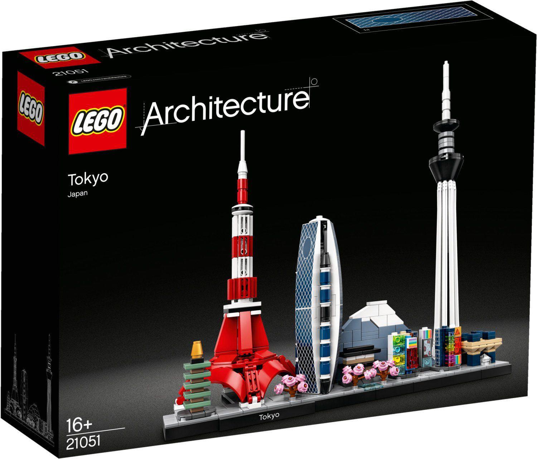 Lego Architecture   Tokyo (21051) für 35,19€ (statt 44€)