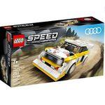 LEGO (76897) Speed Champions – 1985 Audi Sport quattro S1 für 13,39€ (statt 18€) – Prime