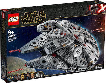 Lego Star Wars   Millennium Falcon (75257) für 109,89€ (statt 140€)