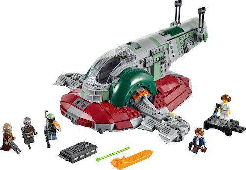 Vorbei! Lego Star Wars   Slave I als 20 Jahre Edition (75243) für 79,90€ (statt 105€)