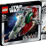 Vorbei! Lego Star Wars – Slave I als 20 Jahre Edition (75243) für 79,90€ (statt 105€)