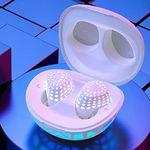 HolyHigh TWS G10 – beleuchtete in-ear Kopfhörer für 18,99€ (statt 25€) Prime