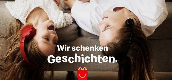 NUR NOCH HEUTE! Gratis Kinder Hörbücher anhören bei McDonald