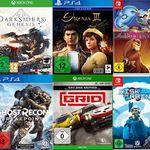Saturn: 3 Games zum Preis von 79€ – PS4, XBox one, PC, Nintendo Spiele