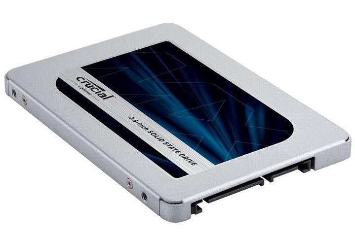 Crucial MX500 – 500GB interne SSD für 44,99€ (statt 52€)