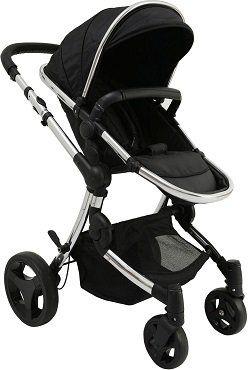 Abgelaufen! BABY MONSTERS Kinderwagen Premium 2.0 in schwarz ab 249,99€ (statt 681€)